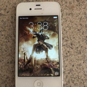 Other - iPhone 4s 32gb Unlocked SOLD